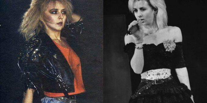 Как в молодости выглядела Татьяна Овсиенко (18 фото)