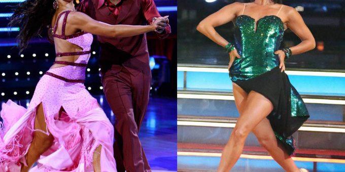 Самые красивые танцовщицы (15 фото)