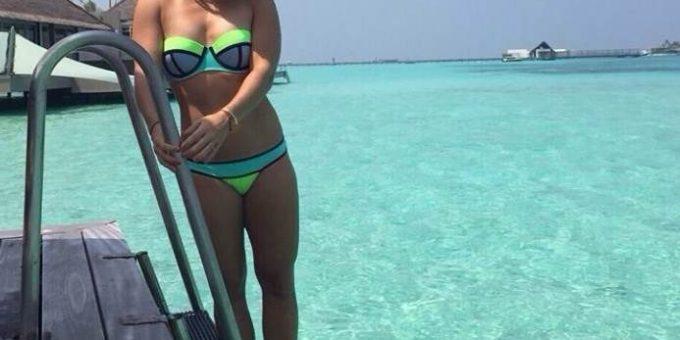 Доминика Цибулкова горячие фото в купальнике
