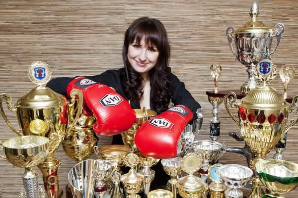 Общественный деятель и чемпионка мира Абросова выдвинута от «Родины» в ЗакС и Госдуму