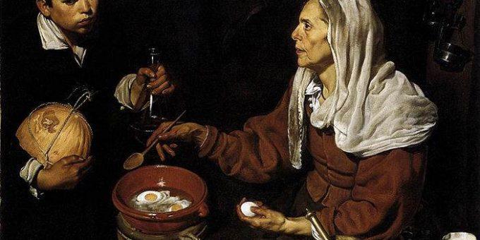 Диего Веласкес самые известные картины