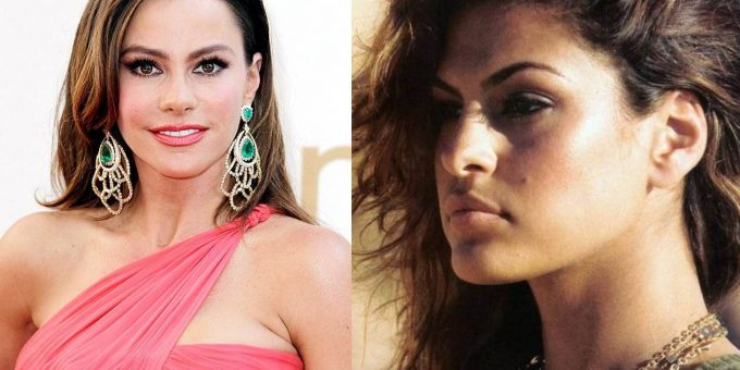 Самые красивые латиноамериканки в Голливуде