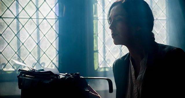 Писательница