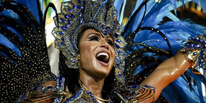 Бразильский карнавал фото девушек