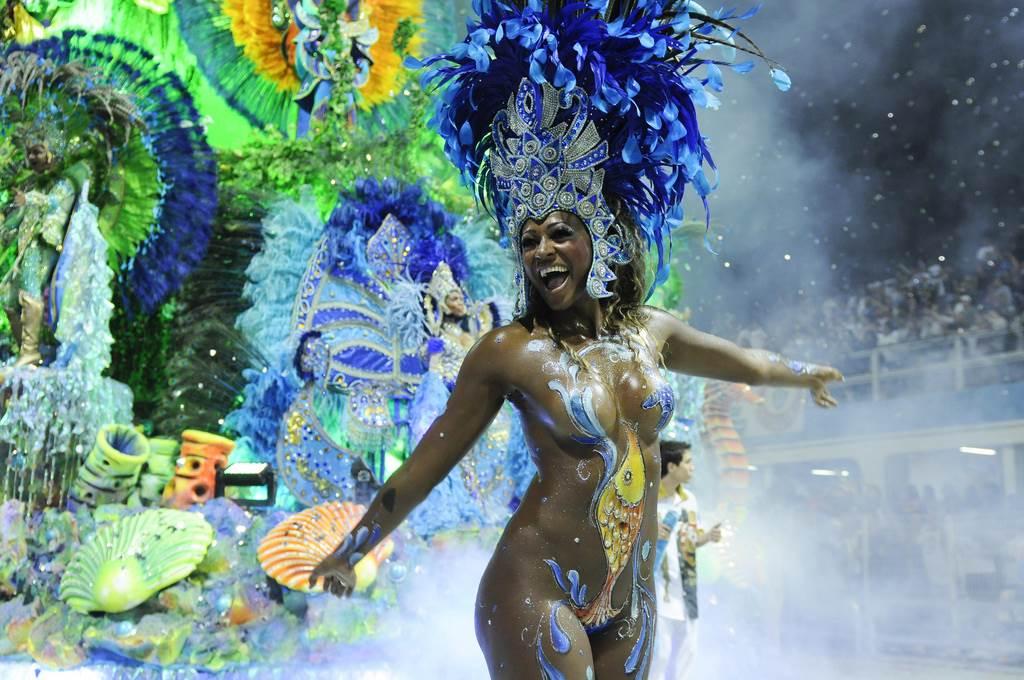 карнавал в рио фото танцовщиц больные