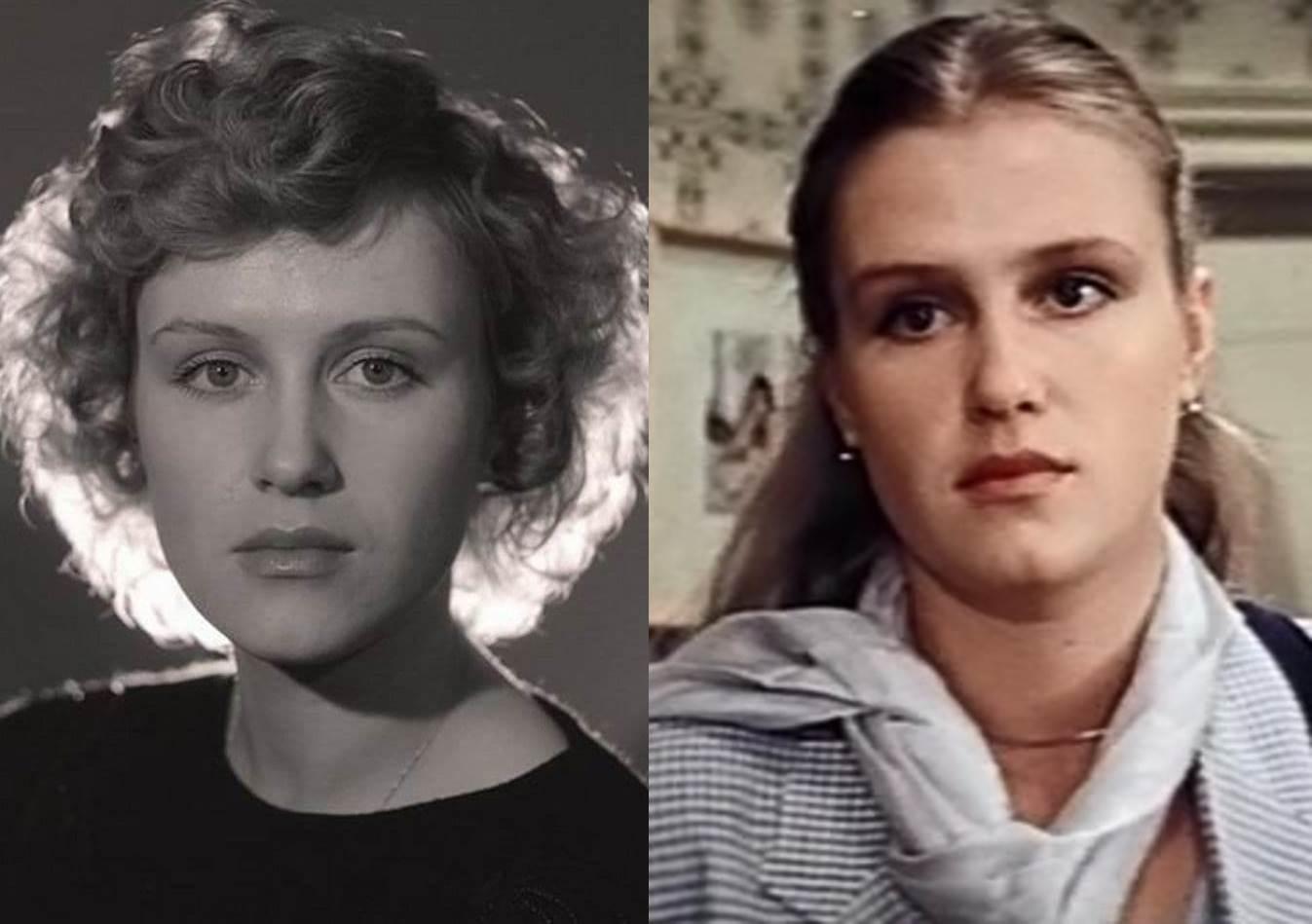 Как в молодости выглядела Ирина Розанова (18 фото)