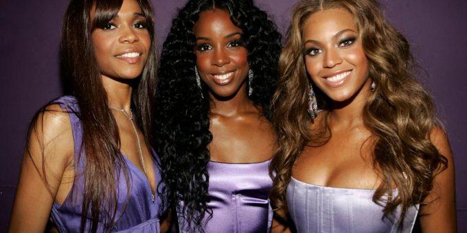 Все певицы, которые в разное время выступали в группе Destiny's Child