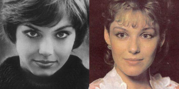 Как в молодости выглядела Ирина Понаровская