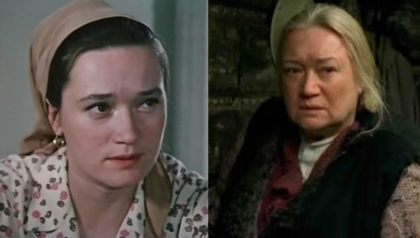 Как в молодости выглядела актриса Людмила Полякова фото
