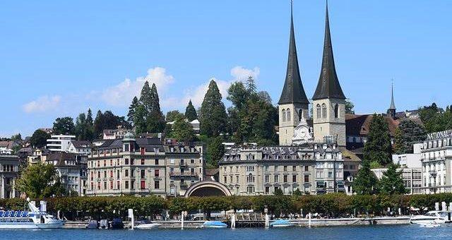 Люцерн, Швейцария фото