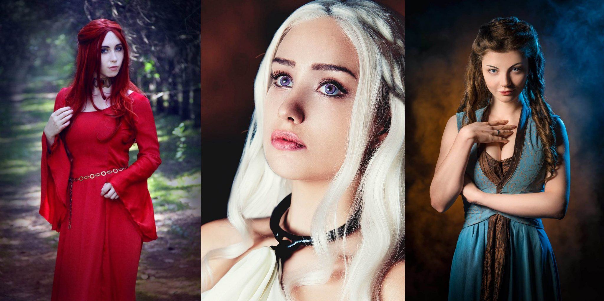 Косплей с красивыми девушками на «Игру престолов» (20 фото)