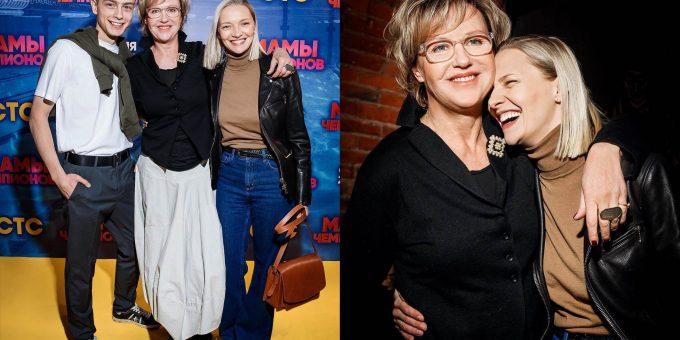 «Мамы чемпионов» актёры в реальной жизни
