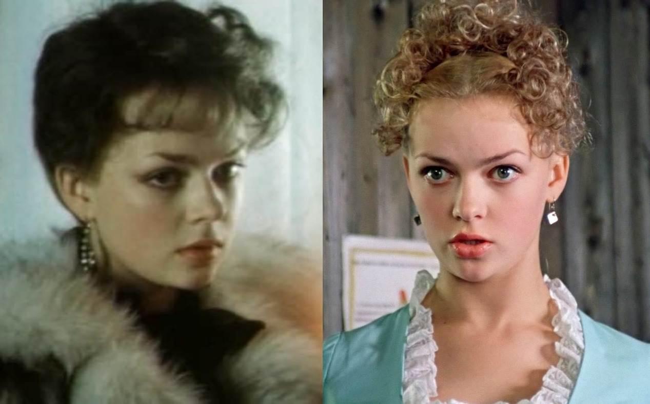 Как в молодости выглядела Елена Валюшкина (15 фото)