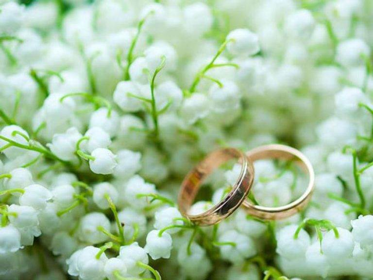 Поздравления в ландышевую свадьбу