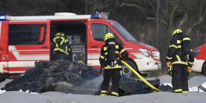 Авиакатастрофа, в которой погибла совладелец S7 Наталия Филева, фото и видео