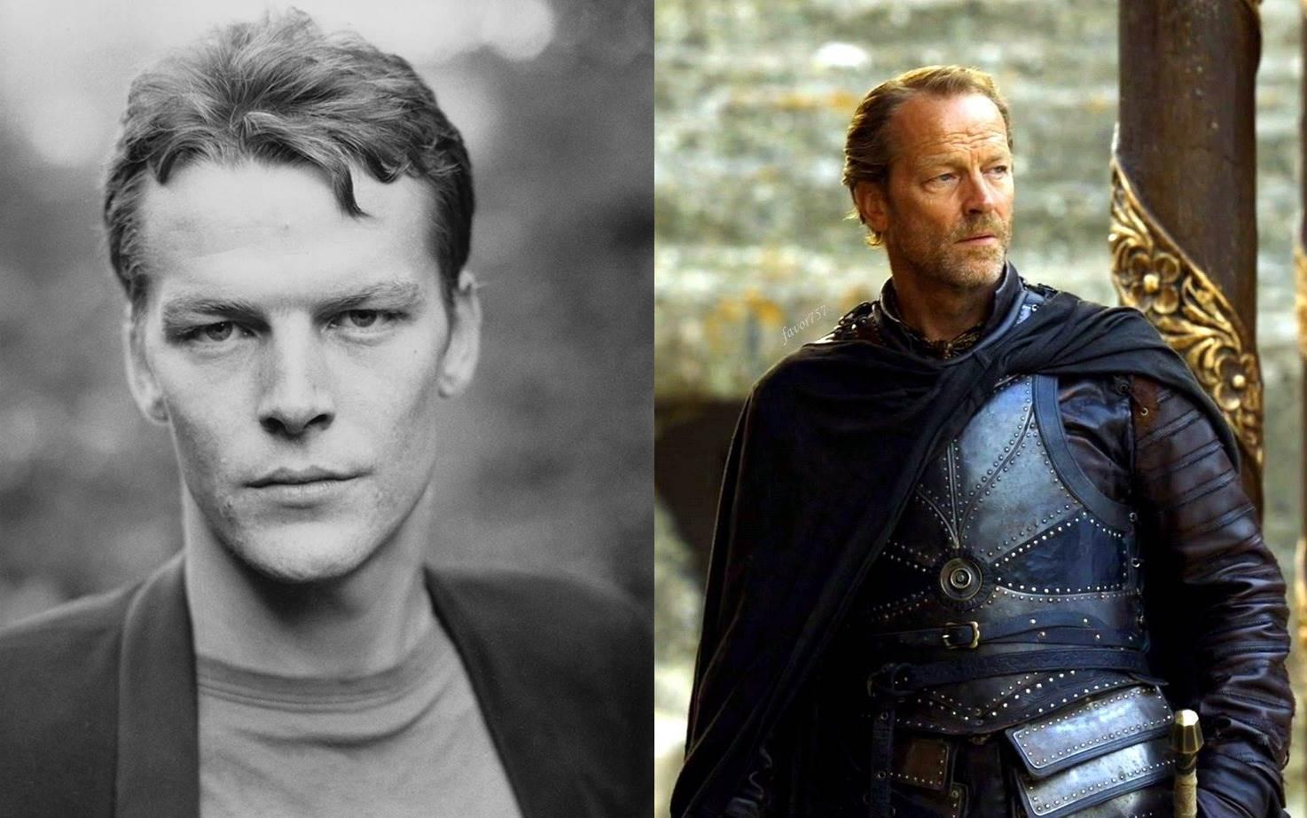 Как в молодости выглядели 17 актёров «Игры престолов» фото