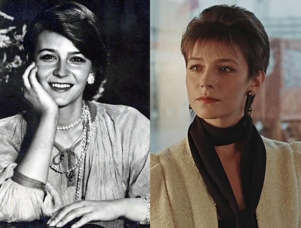 Как в молодости выглядела Елена Сафонова (17 фото)