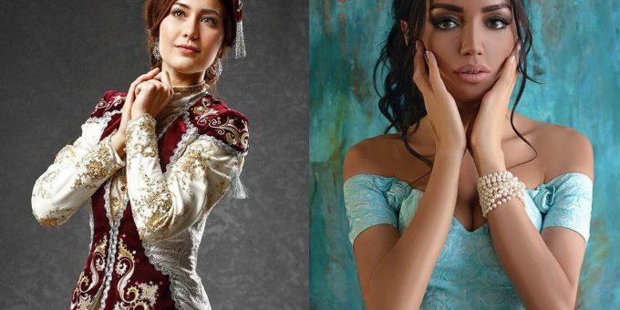 Самые красивые башкирские девушки (15 фото)