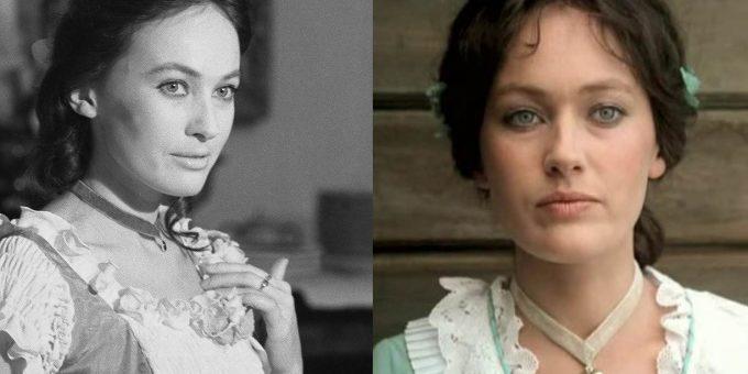 Как в молодости выглядела Лариса Гузеева (22 фото)
