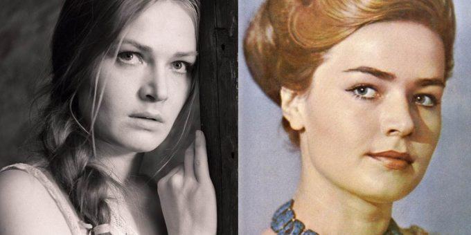 Как в молодости выглядела Людмила Чурсина (20 фото)