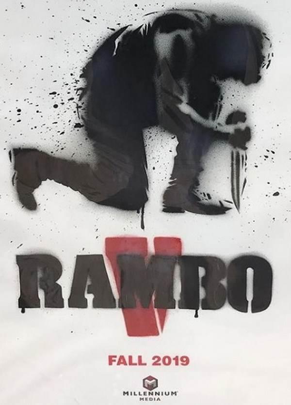 «Рэмбо 5: Последняя кровь» дата выхода в 2019 году