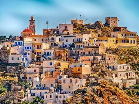Остров Карпатос в Греции фото