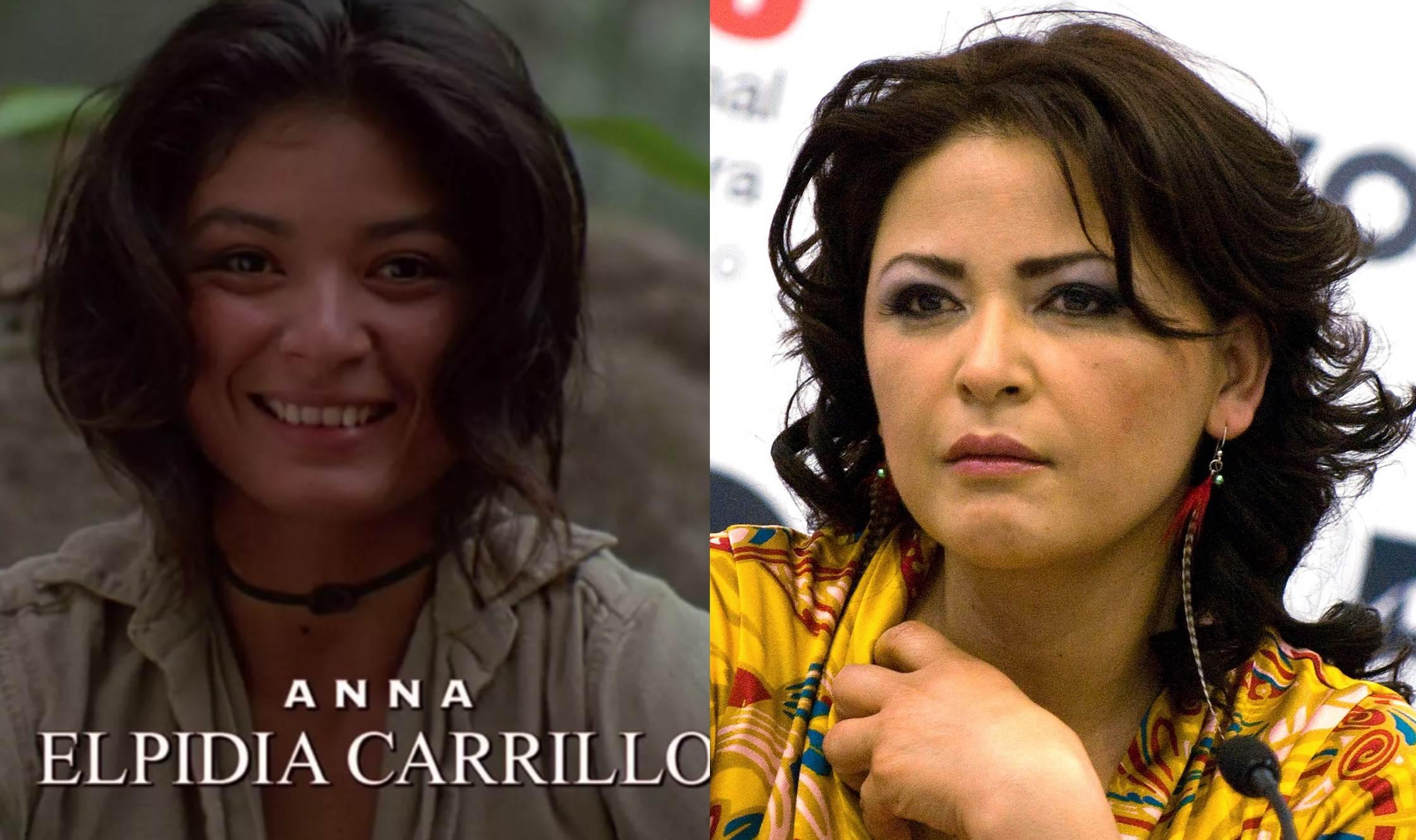 Актриса из «Хищника» Эльпидия Каррильо тогда и сейчас фото