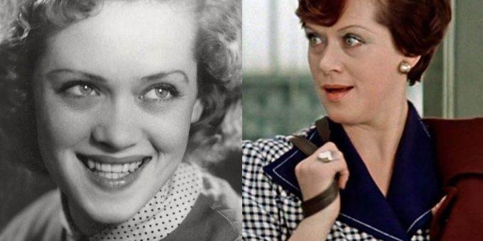 Как в молодости выглядела Алиса Фрейндлих