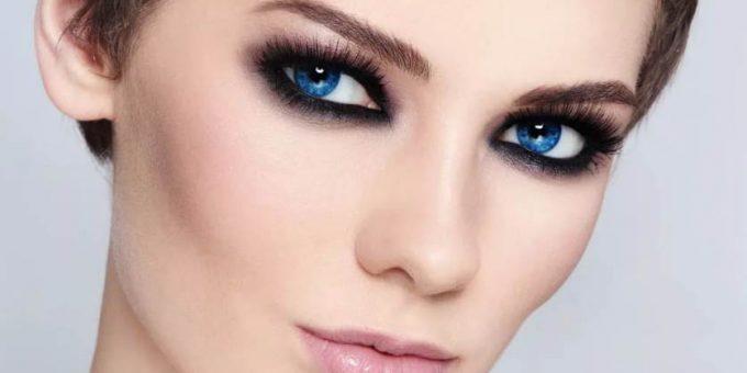 Мастер-класс: как сделать макияж Смоки Айс?
