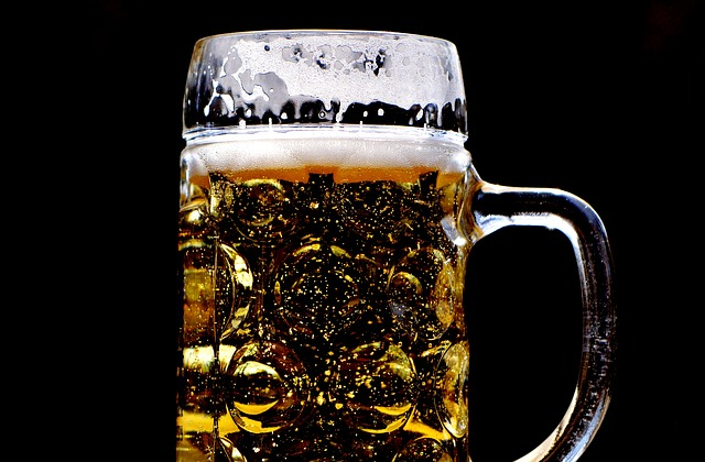 Кружка пива фото