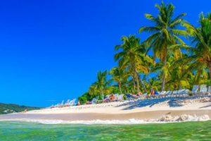 Кайо Левантадо в Доминикане фото