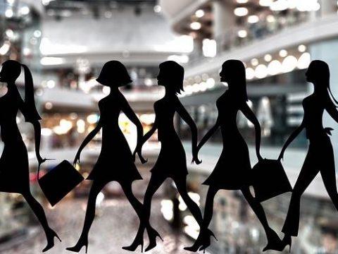 Женский шопинг