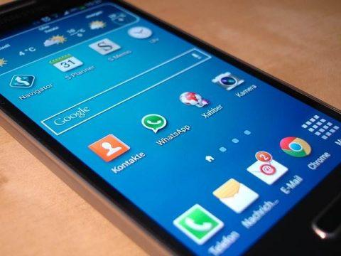 Samsung Galaxy S4 мини фото