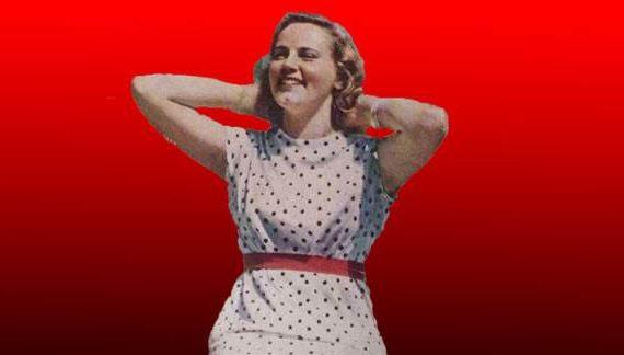 Мода для советских женщин в теле, просто и элегантно