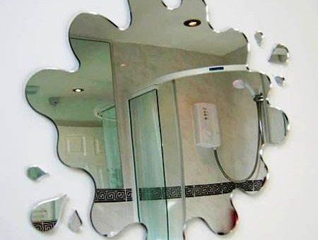 Самые красивые зеркала (12 фото)