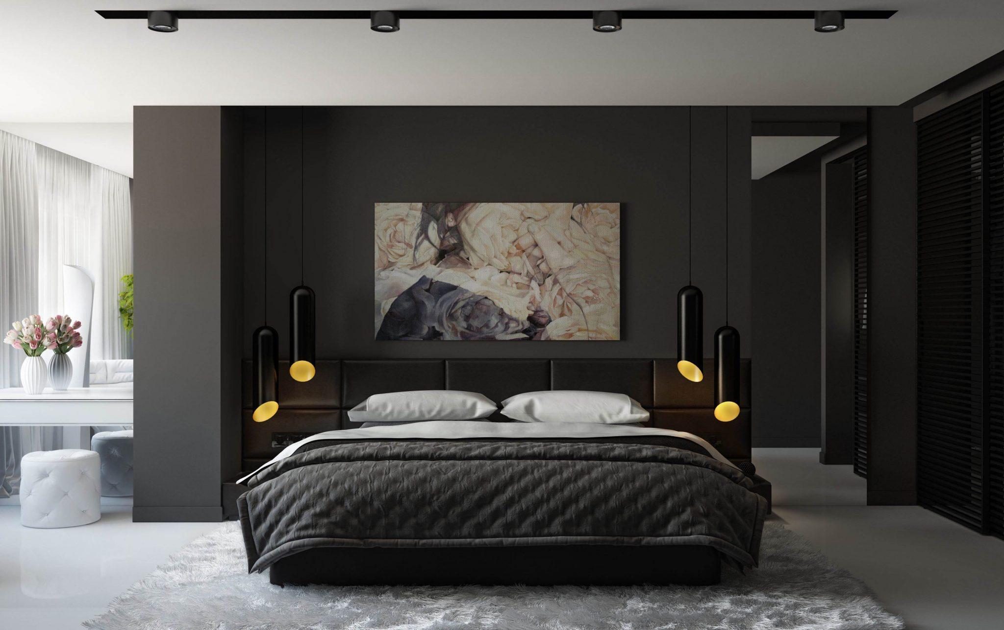 Лучшие дизайны спален фото
