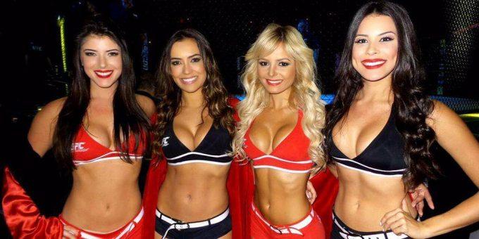 UFC не собирается отказываться от ринг-гёрлз на турнире в Абу-Даби