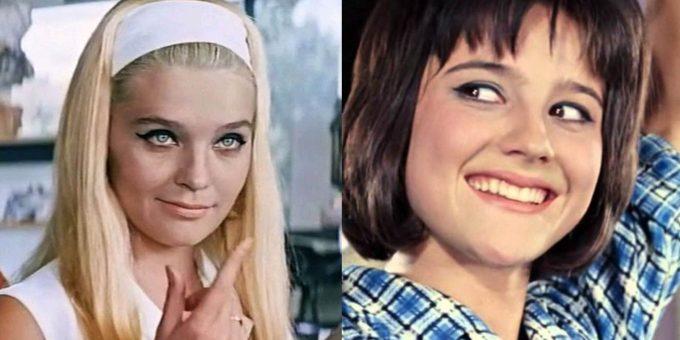 Выбираем самую красивую актрису XX века