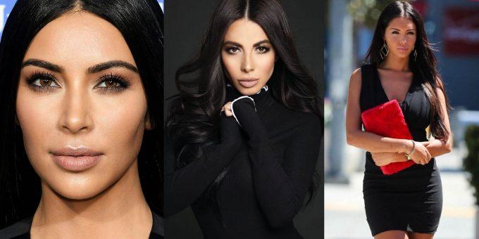 В каждой стране есть своя Ким Кардашьян (15 фото)