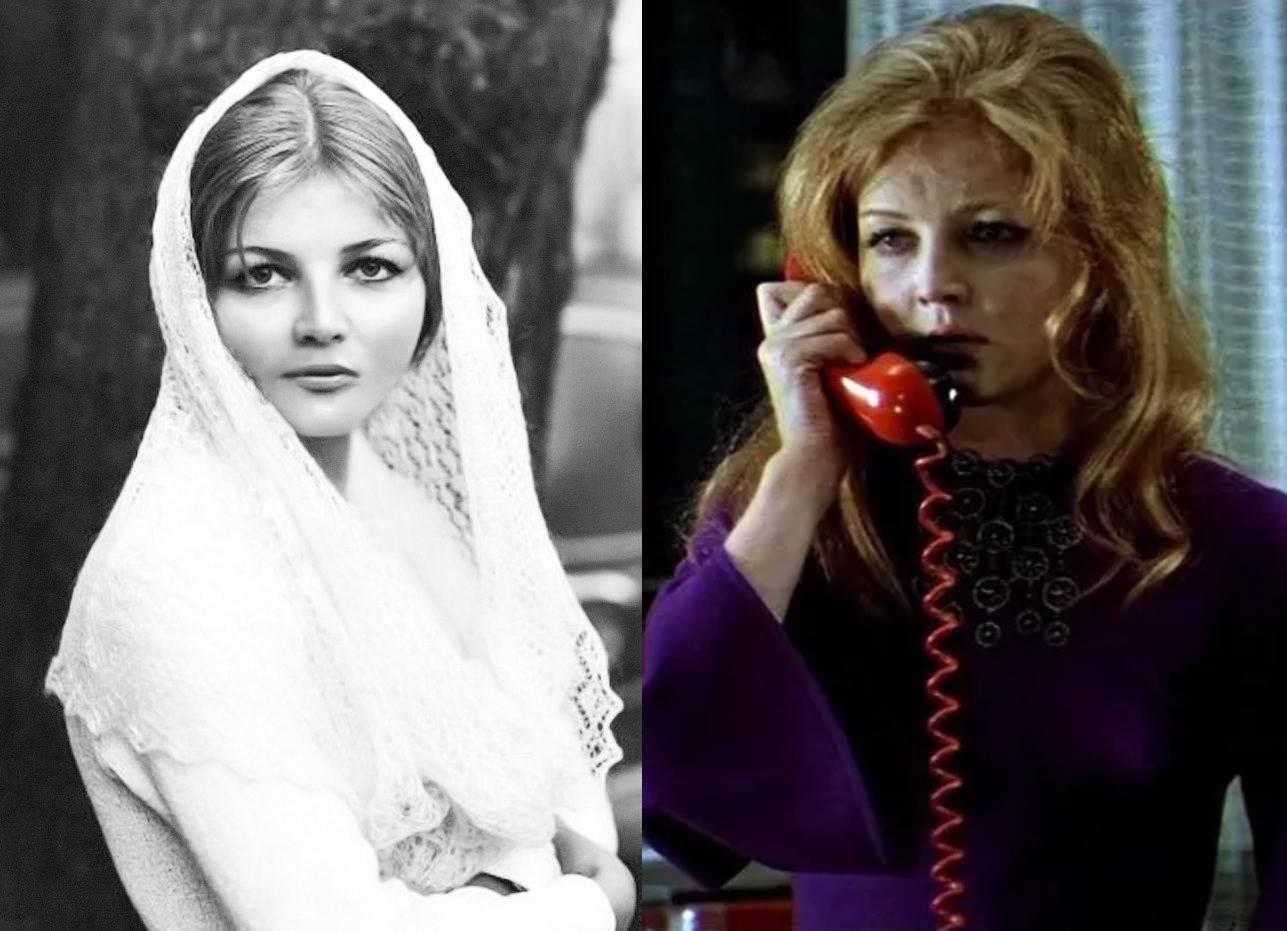Как в молодости выглядела Ольга Науменко