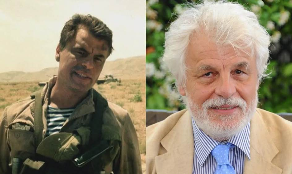 «Афганский излом» актёры тогда и сейчас фото