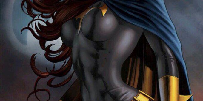 Самые сексуальные супергероини комиксов DC Comics