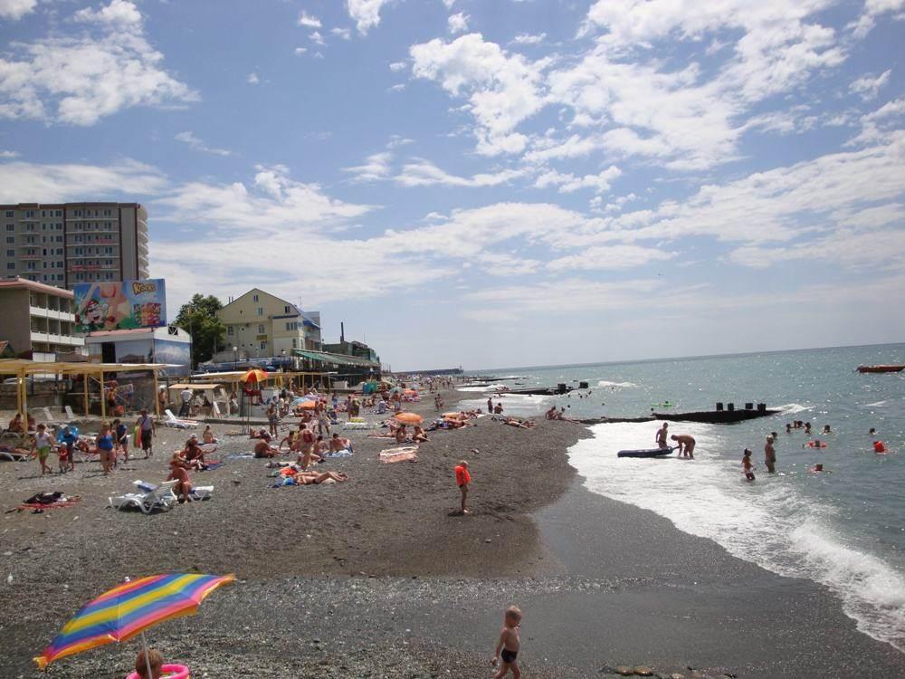статья про городской пляж адлера фото связь скиту работает