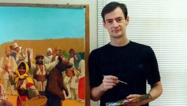 Николай Бессонов художник
