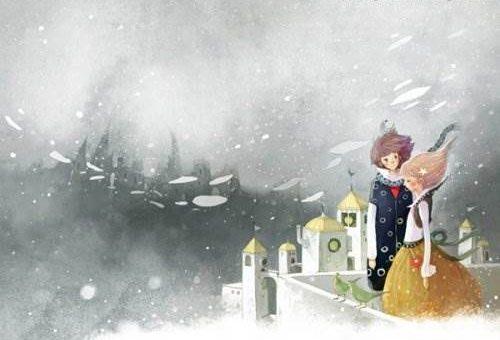 Картины корейских художников. Иллюстрации Kim Min Ji