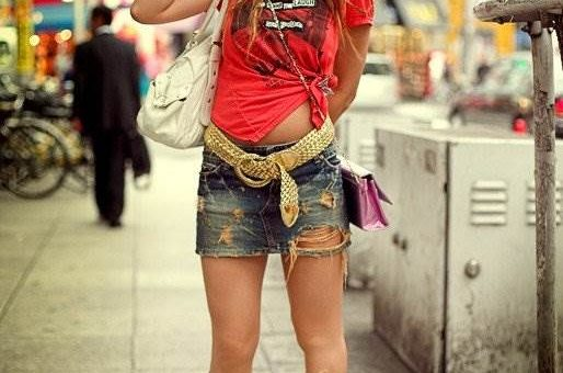 Мода Японии фото