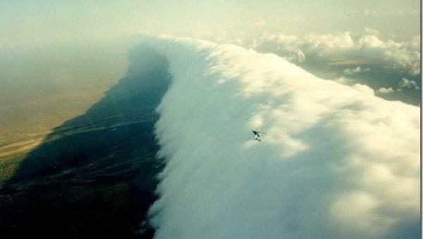 Необычные облака (32 фото)