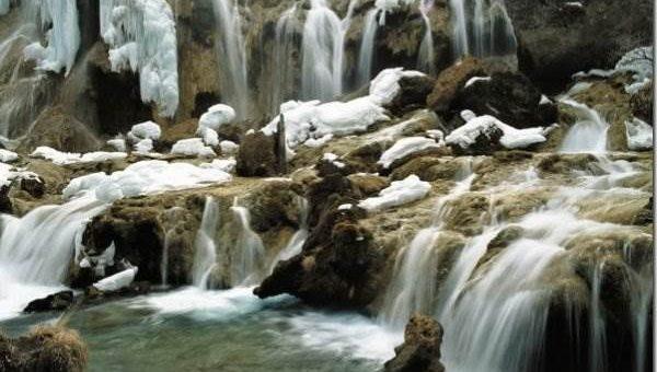 Китай фото. Долина Цзючжайгоу