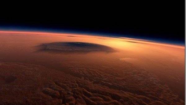 Фотографии Марса. NASA фото