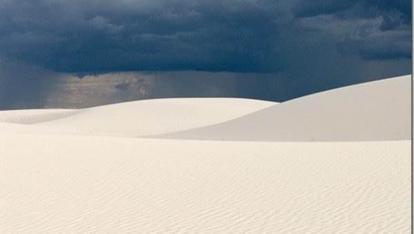 Белые пески. Нью-Мексико